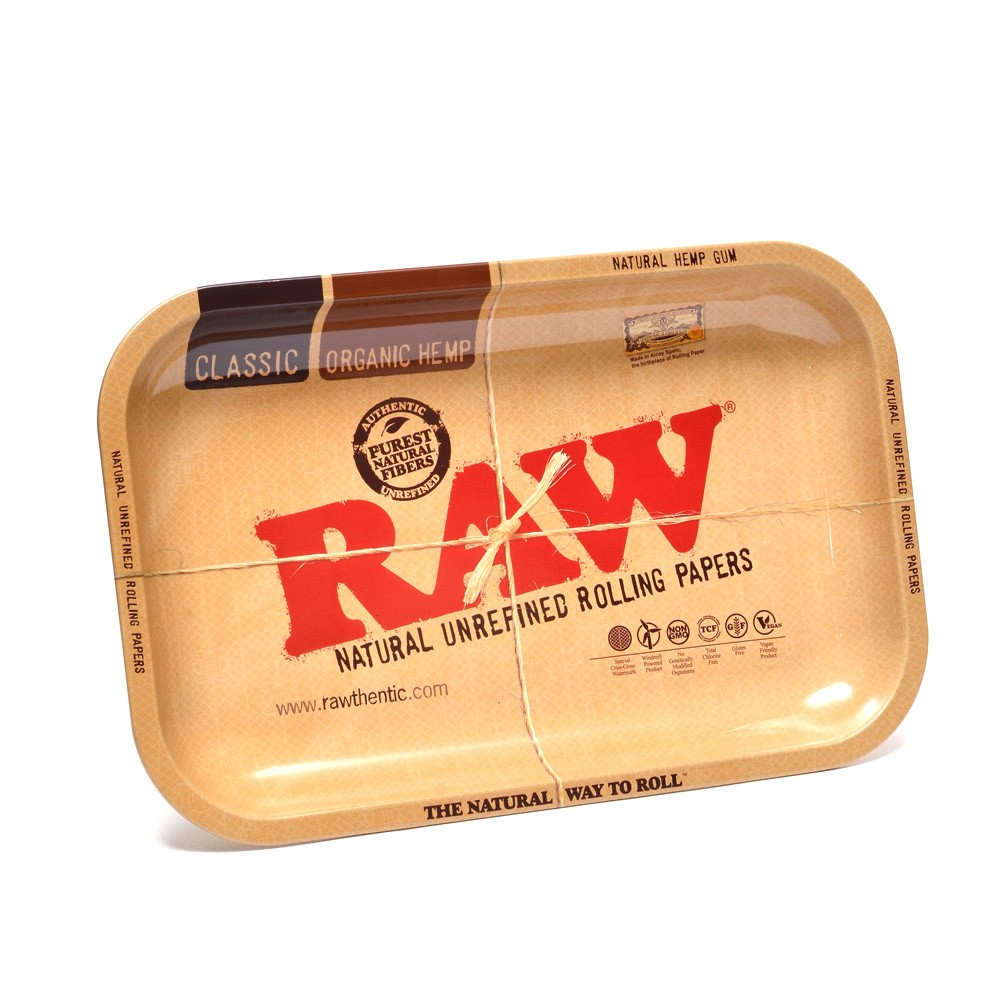 Raw Rolling Tray Delta News Stand