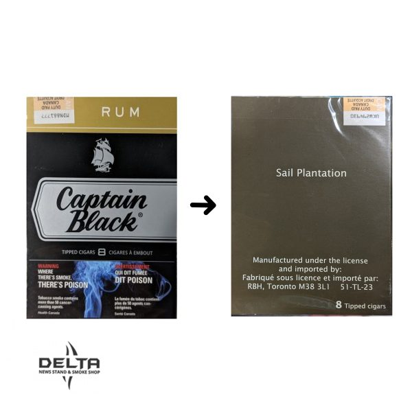 Captain Black Rum Plantation