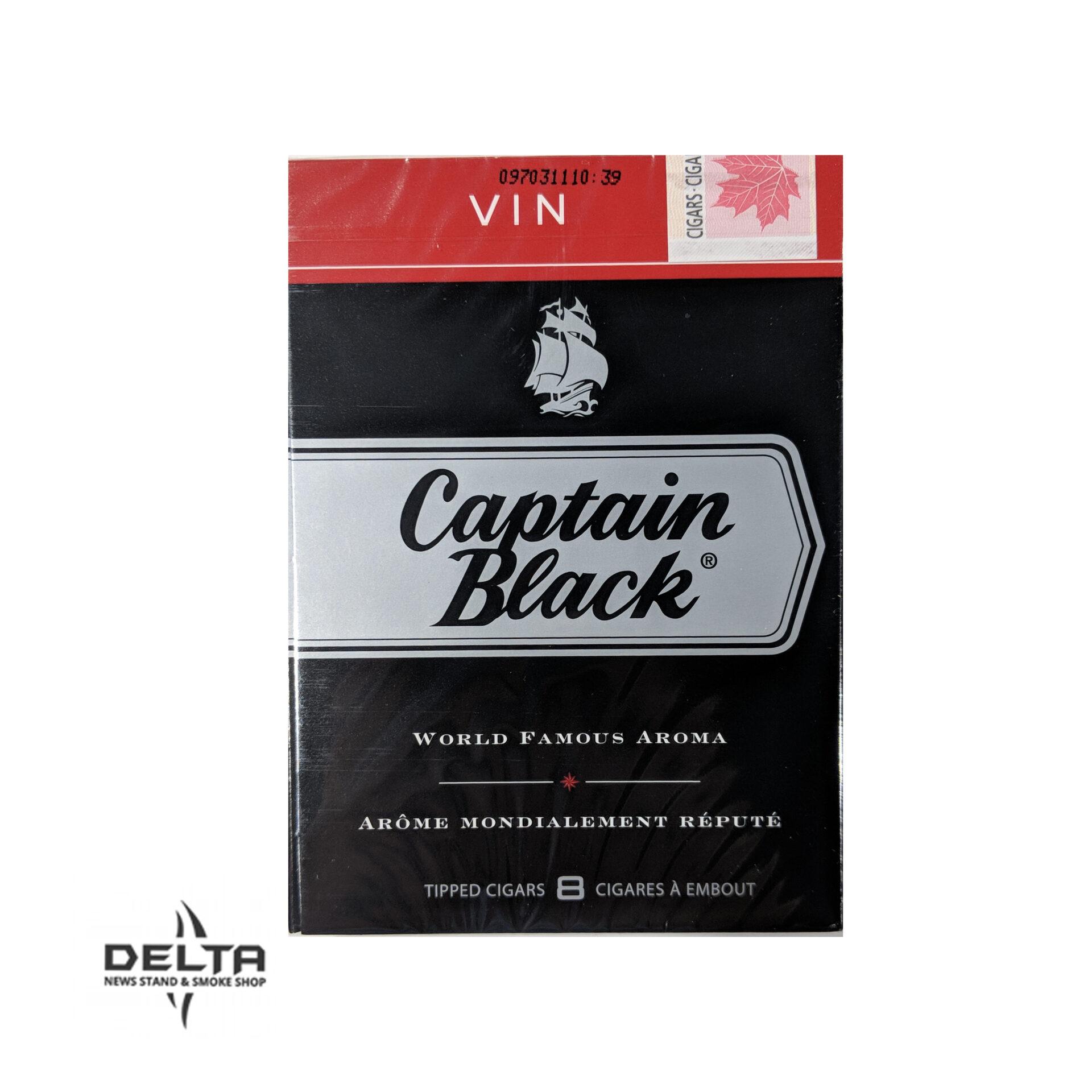 Captain black cigars buy an electronic cigarette kit