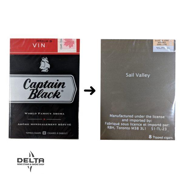 Captain Blck Vin Valley