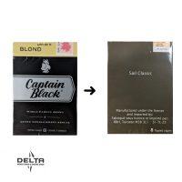 Captain Black/Sail Classic Cigar